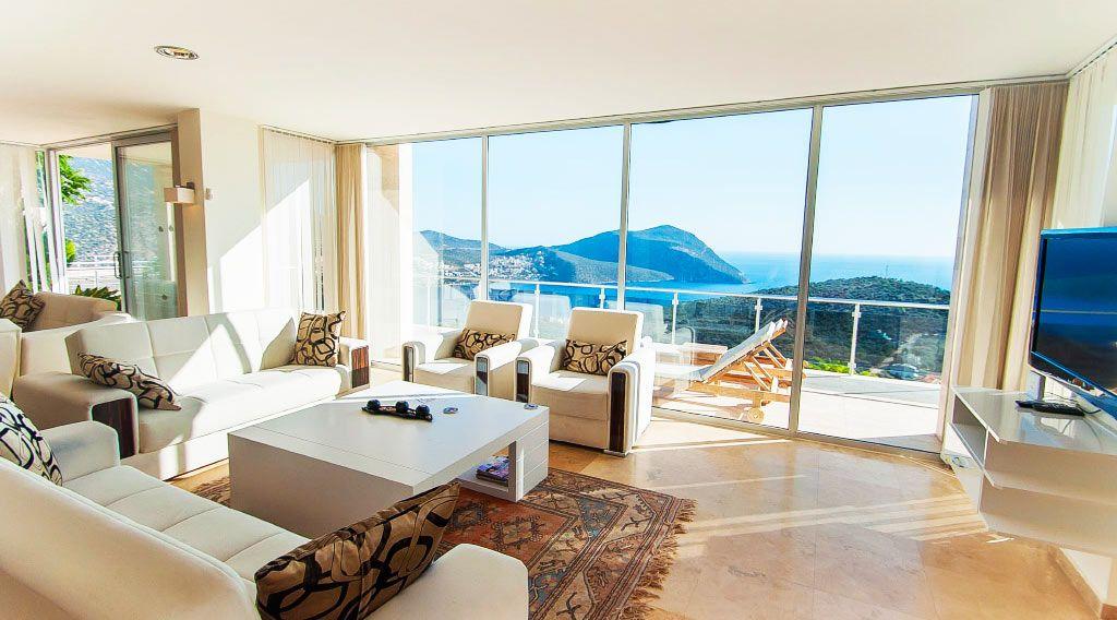 Купить квартиру с видом на море в испании